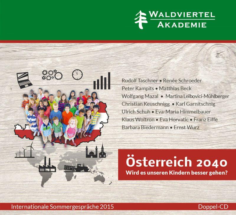 Österreich 2040 | Audio-Doppel-CD 1