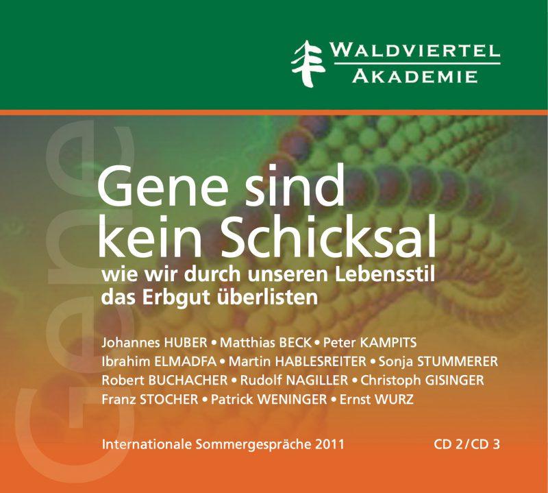 Gene sind kein Schicksal | 3-Audio-CD-Package 1