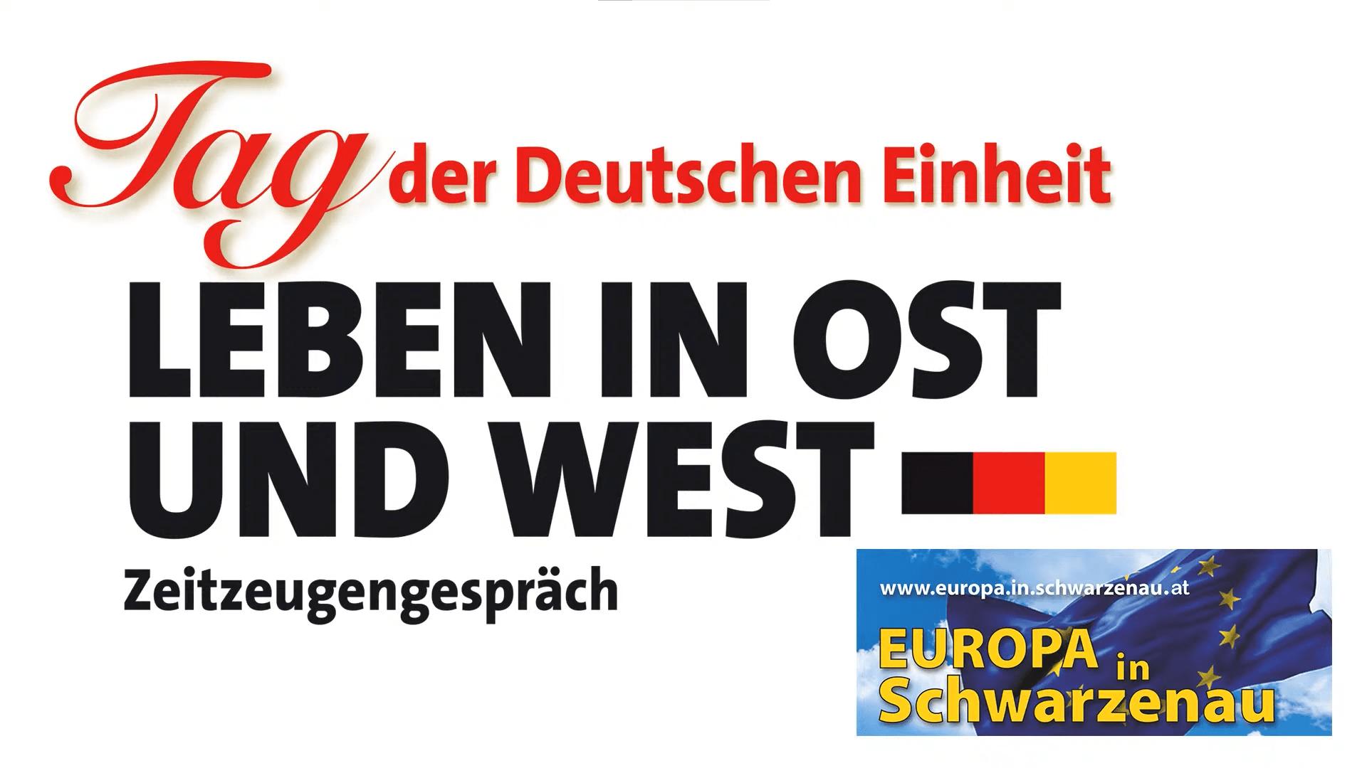 Tag der Deutschen Einheit 1