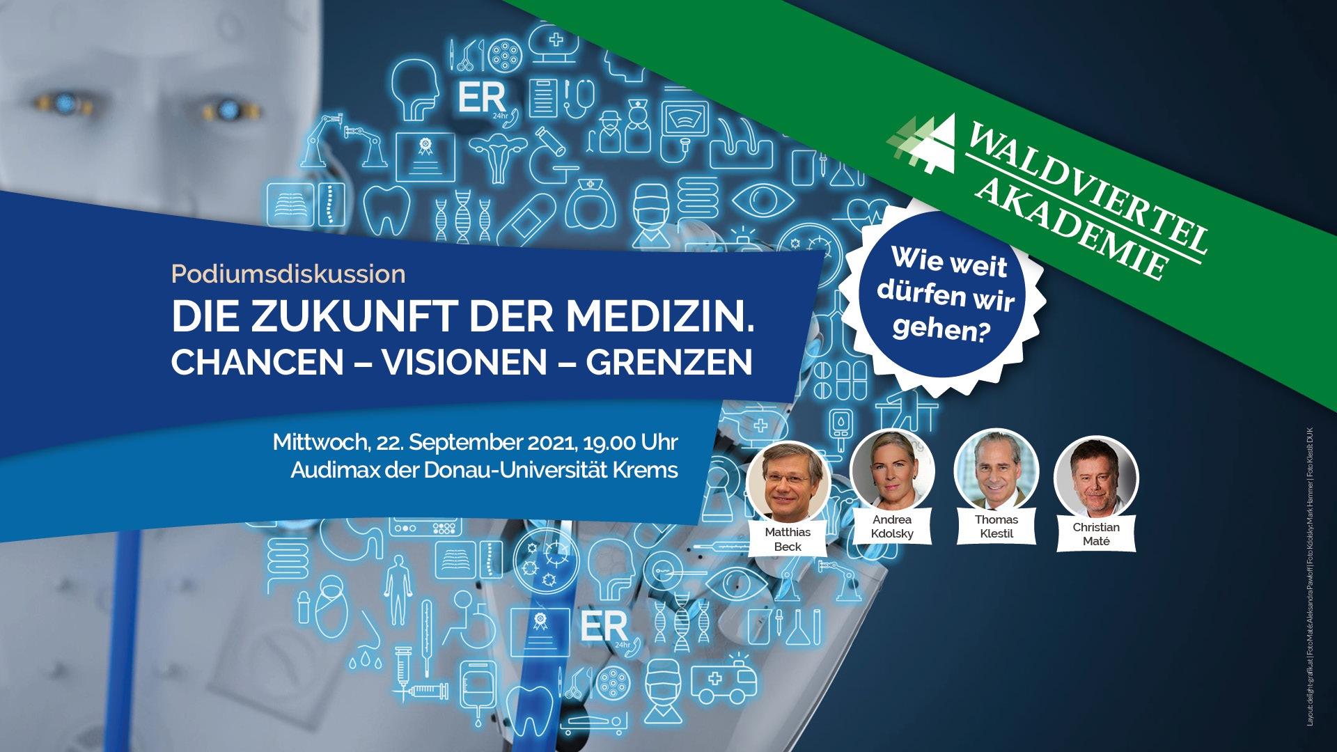 Die Zukunft der Medizin 1